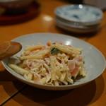 麻布六角 - マカロニサラダ