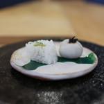 すし処 睦月 - 蕗と里芋☆