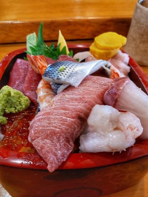 寿司処やぐら 本店 - ちらし寿司  竹