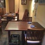 竹うち - 内観写真:テーブル席