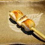 地鶏焼 とりや - 7本コース3,700円+サ、胸肉ネギマ