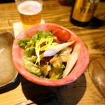85747966 - 7本コース3,700円+サ、野菜サラダ