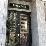 ピザ ブル - 入り口