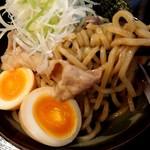 山形飛魚 亞呉屋 - 麺は全粒粉