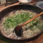 池三郎 - これが炊き餃子!