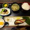 和食処 九助 - 料理写真:銀だら西京焼