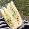 横浜サンド - 料理写真:横浜サンド