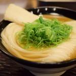 うどん 丸香 - 料理写真:上天うどん(冷)@税込560円