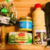 まるおか - 料理写真:左から→オハナのサンドイッチ→こごみ山菜→グラスフェドバター無塩→ギー→ジョセフィーヌ→田庄の海苔