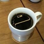 むさしの森珈琲 - ブレンドコーヒー。やや酸味多め