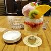 カフェ・バンテルン - 料理写真:フルーツパフェ 650円