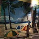 ハワイ ファイブ オー - ハワイアンな壁一面