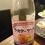 すこぶる名古屋 - 鶏天につけるソース