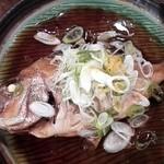 網元料理あさまる - 煮魚(小)¥980