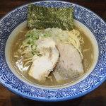 煮干し中華蕎麦 山崎 - 料理写真:濃厚煮干蕎麦