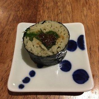あめこや - 料理写真:蕎麦寿司