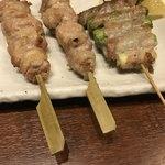 串と刺身 さんびょうし -