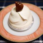 アン・プルミエ - 料理写真:モンブラン¥415