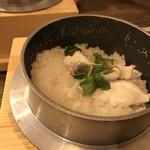 土佐わら焼き 龍神丸 - 料理写真:鯛釜飯