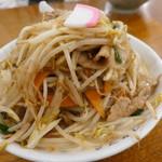 フタツメ - 料理写真:野菜増し濃厚タンメン(864円)