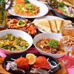 スリランカカレー マーネル - 料理写真:大阪×阿波座×スリランカ料理×アマヤ