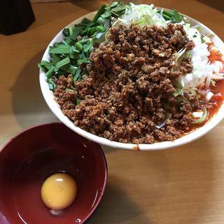豚星。 - 料理写真:【2018.5.10】台湾ラーメン¥850
