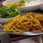 焼肉ケニヤ - 麻婆麺
