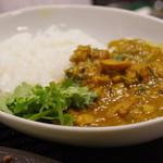 焼肉ケニヤ - 南インドのおふくろの味カレー