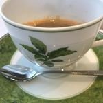 クリマ ディ トスカーナ - 楠亭より譲りうけられたコーヒーカップ