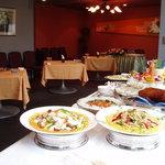 CANAE China 福龍 - 最大100名様まで立食パーティを受けたまります。