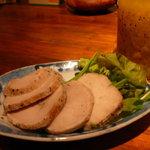なっぱSUN - 鶏肉の塩ハム