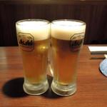 85770290 - 生ビール590円(税別)