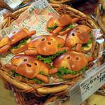 マルエツ焼きたてパン工房 - 料理写真:ワンちゃんドッグ