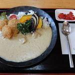 まるみ食堂 - 料理写真:二見カレー