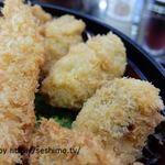 石川屋 - カキミックスフライ定食