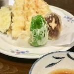 タウンホテルミナミ - 天ぷら盛合せ