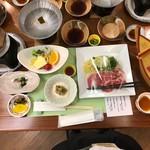 レストラン白鳥 - 料理写真:夜ごはんセット