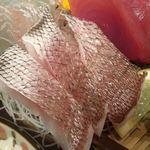 網元料理あさまる - 天然真鯛