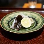 日本料理 晴山 - トリ貝