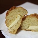 テーラ・テール - 本日のパン チーズづくしのふんわりパン