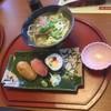大衆料理 南風原御殿 - 料理写真:軟骨沖縄そばセット