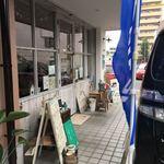 ことり食堂 - 店舗入口 可愛い入口