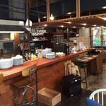 su_mu - 一人でも居心地の良いカフェ