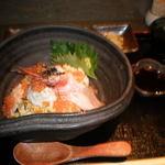 Zi音 - 炙り海鮮丼