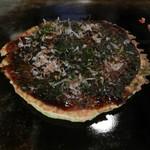 ともしび - 料理写真:お好み焼き