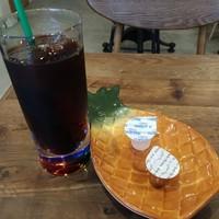 アロハ パイレーツ-(ランチ)アイスコーヒー