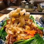 老記海鮮粥麺菜館 - めーーん!