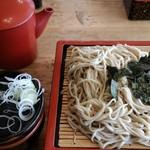 85782648 - 野菜天ざる蕎麦
