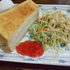 じゃるだん - 料理写真:レギュラーモーニングセット
