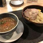 セアブラノ神 壬生本店 - 豚骨魚介つけ麺